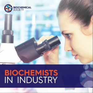 Biochemists in Industry cover