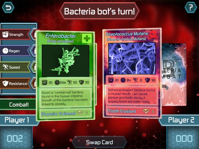 Bacteria Top Trumps